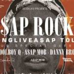 A$AP ROCKY SELLS OUT NYC'S ROSELAND BALLROOM AND ADDS ADDITIONAL DATES TO HEADLINING LONGLIVEA$AP TOUR