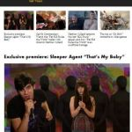 "IFC.com Premieres New Sleeper Agent Music Video For ""That's My Baby"""