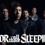 For All Those Sleeping announce headline tour!