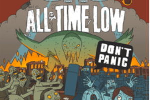 """ALL TIME LOW Releases Full Stream of """"Don't Panic"""" Live Now!"""
