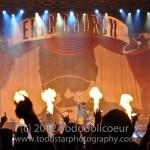 Eric Church – Blood, Sweat & Beers Tour – Detroit, MI – October 4, 2012