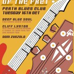 John Lee Hooker and Howlin's Wolf special continues Perth Blues Club 20th year celebrations: Tuesday, October 9