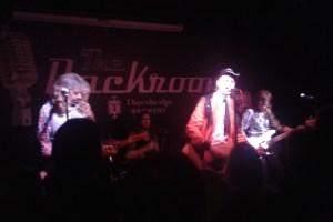 Live – Jason and The Scorchers, Sheffield October 1st 2012