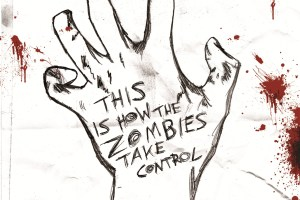 ONE THOUSAND YEARS – This Is How The Zombies Take Control/Demoness [single]