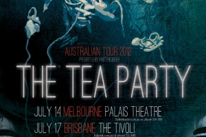 LIVE – THE TEA PARTY: THE REFORMATION TOUR, Perth WA, 26 July 2012