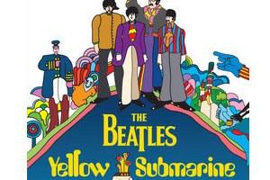Blu Ray – THE BEATLES Yellow Submarine