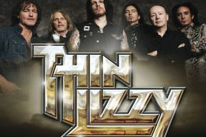 THIN LIZZY ANNOUNCE 'FAREWELL' TO TOURING & NEW ALBUM