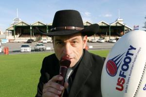 VOICE OF USAFL TO CALL NATIONALS IN OHIO OCT 13-14, PLUS URBAN COWBOY BAND GIGS
