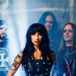 "SWEDISH ROCKERS SISTER SIN DEBUT ""HEARTS OF COLD"" THROUGH NOISECREEP"