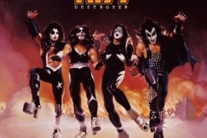 Kiss – Destroyer {Resurrected}