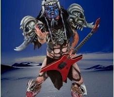 GWAR'S New Guitarist, PUSTULUS MAXIMUS, is Finally Revealed