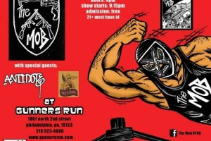 Legendary NYHC Band THE MOB Announces December Shows