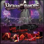 VICIOUS RUMORS Streaming New Live Song!