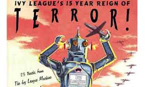 IVY LEAGUE's  15 YEAR REIGN OF TERROR  DIGITAL 25 TRACK COMPILATION OUT NOW!