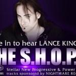 """LANCE KING's Radio Show """"The S.H.O.P.P."""" Gets a UK Affiliate"""
