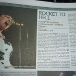 LIVE – Rocket To Memphis, Perth, 11 Jan 2013