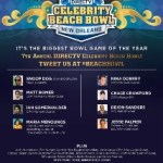 JUSTIN TIMBERLAKE TO PERFORM AT DIRECTV SUPER SATURDAY NIGHT PARTY – NEW ORLEANS – 2/2/13