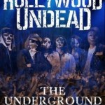 LIVE – HOLLYWOOD UNDEAD, Detroit, MI, January 16, 2013