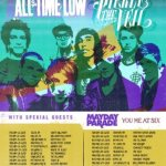 Pierce The Veil announces spring co-headline tour with All Time Low
