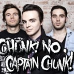 Chunk! No, Captain Chunk! announce dates with A Day To Remember