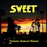 UK Rock Legends SWEET Revisit Hit Album 'Desolation Boulevard' With New Live CD