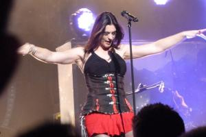 LIVE: Nightwish with Kamelot, San Francisco, 3 October 2012
