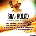 """SHAI HULUD confirm east coast US shows to celebrate the release of """"Reach Beyond the Sun""""!"""