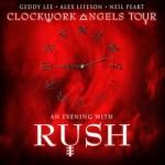 LIVE – Rush, San Jose, CA, November 15, 2012