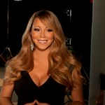 "Mariah Carey BTS photo and quote from the set of ""Almost Home' – SINGLE OUT 2/19"