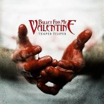 "ROCK TITANS BULLET FOR MY VALENTINE'S ""TEMPER TEMPER"" DEBUTS AT #1 ON THE HARD MUSIC ALBUMS CHART!"