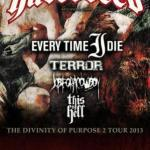 Hatebreed Announces New Headline The Divinity Of Purpose 2 Tour