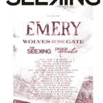 The Seeking Annouce Tour With Emery
