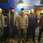 BLACK TUSK Begin Work on New EP