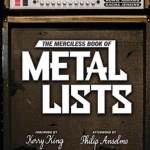 THE MERCILESS BOOK OF METAL LISTS: New Quote Snippets from Kerry King and Philip Anselmo Released!