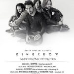 IMMINENT SONIC DESTRUCTION Announce North American Tour With Pain of Salvation