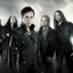 "KAMELOT Debuts Lyric Video for ""Falling Like the Fahrenheit"""