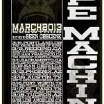 APE MACHINE Announces March Tour
