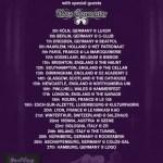 Mos Generator to support Saint Vitus on European Tour