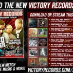 VICTORY RECORDS' SPRING MUSIC SAMPLER NOW AVAILABLE (3/20)