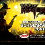 Announcing the 2013 ROCKSTAR ENERGY DRINK MAYHEM FESTIVAL Independent Artist Scholarship – In Conjunction with Musician's Institute