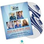 Official 2013 Academy of Country Music Awards 'ZinePak Released