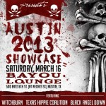LAND SHARK Promotion Studio Unveils Lineup and Set Times for AUSTIN 2013 Showcase