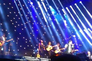 LIVE – CLIFF RICHARD, Perth – 23 Feb 2013