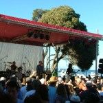 HOODOO GURUS with The Domnicks – Live on Rottnest Island, WA – Sunday 3rd March 2013