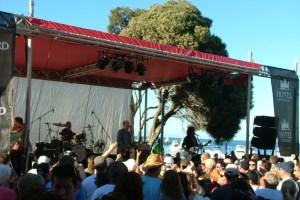 HOODOO GURUS with The Domnicks – Live on Rottnest Island, WA – Sunday 3rd March 2013