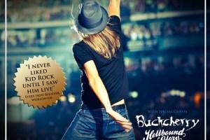 LIVE PHOTOS – Kid Rock: Rebel Soul Tour, March 22 2013