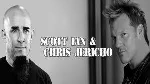 Scott Ian/Chris Jericho spoken word show, Melbourne – 27 Feb 2013