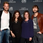 "Lady Antebellum's ""Golden"" Release Show Presented By Citi Tuesday, May 7, 2013 In New York City At The McKittrick Hotel, Home Of Sleep No More"
