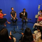 Members Of Lady Antebellum Visit Kravis Children's Hospital At Mount Sinai For Musicians On Call / Citi