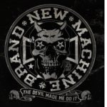 Brand New Machine Reveal Cover Art & Track List For New Album The Devil Made Me Do It